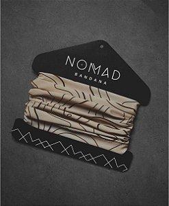 Bandana Nomad Curva De Nivel