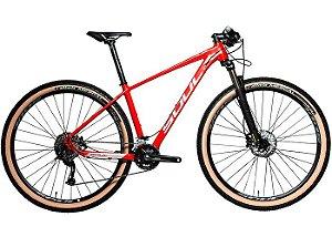 Bicicleta Soul SL329 Alívio 2x9 Red