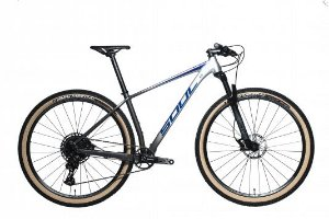 Bicicleta Soul SL529 Sram Eagle SX 12x Boost Prata
