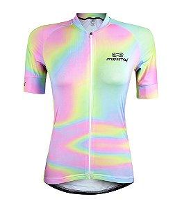 Camisa Marcio May Tie Dye Feminina