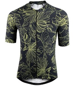 Camisa Marcio May Funny Monstera Leaves Masculina