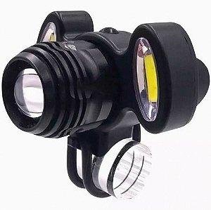 Farol USB Bike Lights 350 Lumens GB720