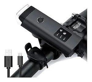 Farol USB H1413 350 Lumens c/ Sensor