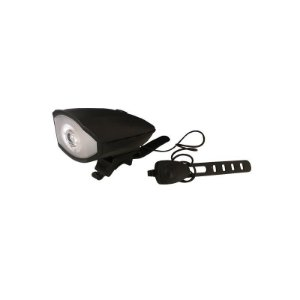 Farol c/ Campainha Epic EPL-FL1544B 300 Lumens USB