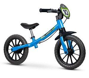 Bicicleta Infantil Nathor Balance Masculina c/ Freio (equilíbrio)