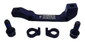 Adaptador De Freio Disco Shimano Traseiro P/s 160mm Sm-ma