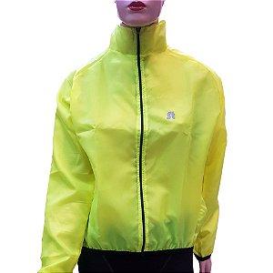 Corta Vento Stroll Cycling Fluor Amarelo Unisex
