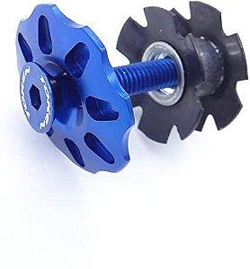 Tampa de Direçãol Token K290 Azul Top Cap
