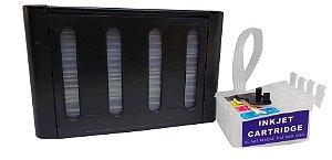 Kit Bulk ink para Impressoras Epson Xp231 Xp431 Xp240 Xp241 Xp441 Xp445 296 297 2971 Sem Chip