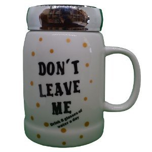"CANECA ""DON'T LEAVE ME"""