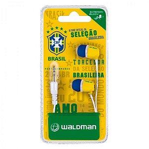 FONE DE OUVIDO SELEÇÃO BRASILEIRA
