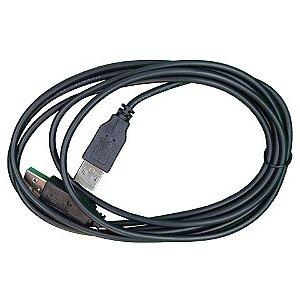 CABO USB 2.0 MACHO x MACHO