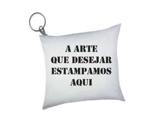 ALMOCHAVEIRO SUBLIMÁVEL