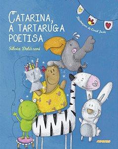 Catarina, a tartaruga poetisa