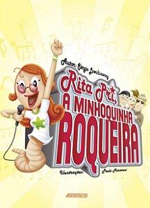 Rita Pri, a minhoquinha roqueira