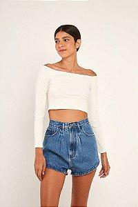 Short Pence Refarm Jeans Farm