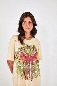 T-shirt Media Brasil Artesanal Farm