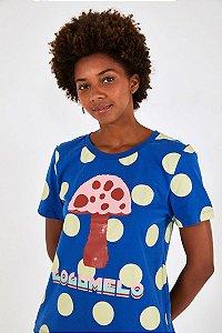 T-shirt Fit Cogumelo Poa Farm
