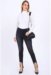 Calça Jeans Amanda Open