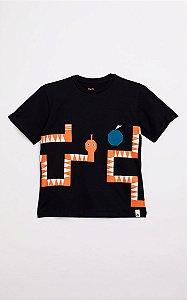 Camiseta Silk Cobrinha Fabula