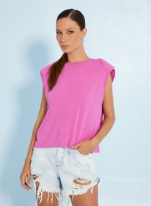 Blusa Muscle Open