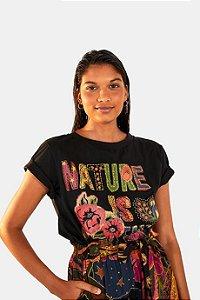 T-shirt Media Nature is the Future Farm