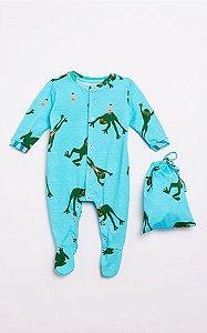 Pijama Bebe Malha Carona Fabula