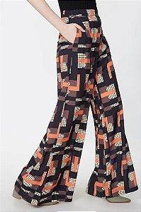 Calça Pantalona City FYI