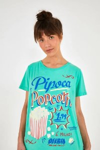 T-shirt Pipoca Farm