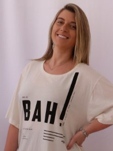 T-shirt Bah Farm