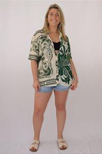 Camisa Vento Tropical Farm