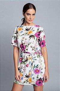 Vestido Tecido Rayon Bali Lez a Lez