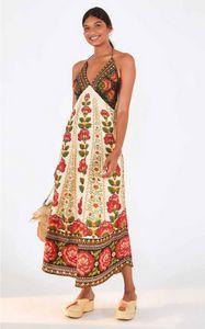 Vestido Cropped Flor Nascente Farm