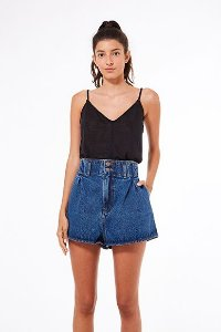 Short Clochard Pregas Refarm Jeans Farm