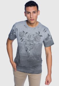 Camiseta Masculina Let Your Dream