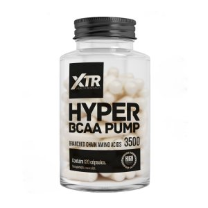 Hyper Bcaa Pump 120Caps