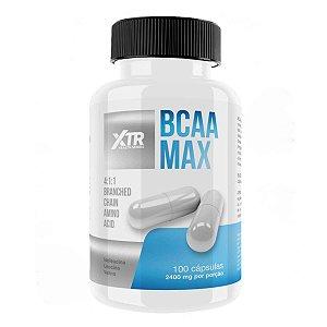 BCAA Max 4:1:1 XTR 100Caps 2400mg por porção