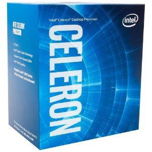 Processador Intel Celeron G4900 Coffee Lake, Cache 2MB, 3.1GHz, LGA 1151 - BX80684G4900