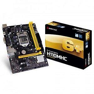 PLACA MÃE 1151 DDR4 HDMI H110MHC (S/V/R) - BIOSTAR