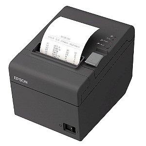 Impressora Não Fiscal Térmica Epson TM-T20 USB L112026B
