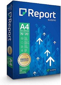 RESMA DE PAPEL A4 500 FOLHAS - REPORT