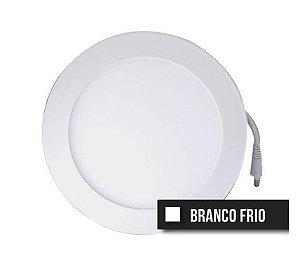Luminária Painel Plafon LED 9W de Embutir 14x14 Branco Frio