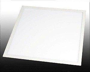 Painel Downlight Led Slim de Embutir Quadrado 32W 30 cm x 30 cm Bivolt