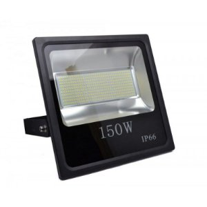 Refletor Holofote LED - 150W - Bivolt - IP66