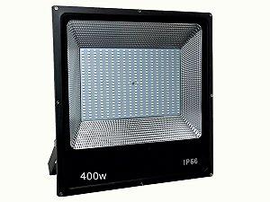 Refletor Holofote LED - 400W - Bivolt - IP66