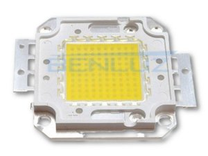 Chip LED 100W Branco Frio