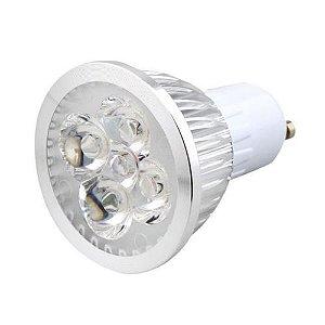 Lâmpada Dicroica LED 5W - Bocal GU10