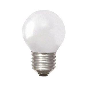 Lâmpada Bulbo Led Bolinha 1W Branco Frio 110V
