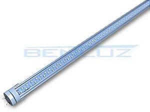 Lâmpada tubular LED 38W Transparente HO 2,38cm Branco Frio 6500K