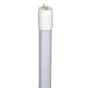 Lâmpada Led Tubolar T8 HO 40W tranparente - fosco